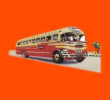 retro bus by redboy