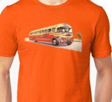 retro bus Unisex T-Shirt