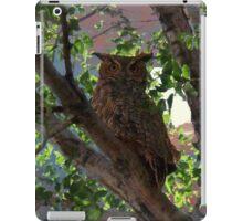 Midnight Owl iPad Case/Skin