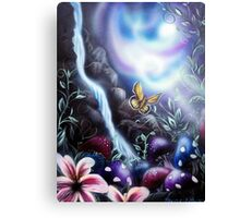 The Whimsical Journey Canvas Print