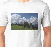 Green Ball Gowns  Unisex T-Shirt