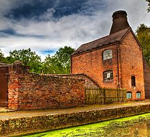 The Bottle Kiln by Adrian Evans