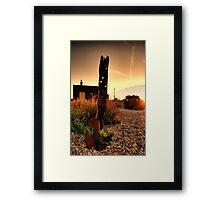 Prospect Cottage Framed Print
