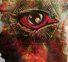eyes wide shot by FAZLI CAKIR