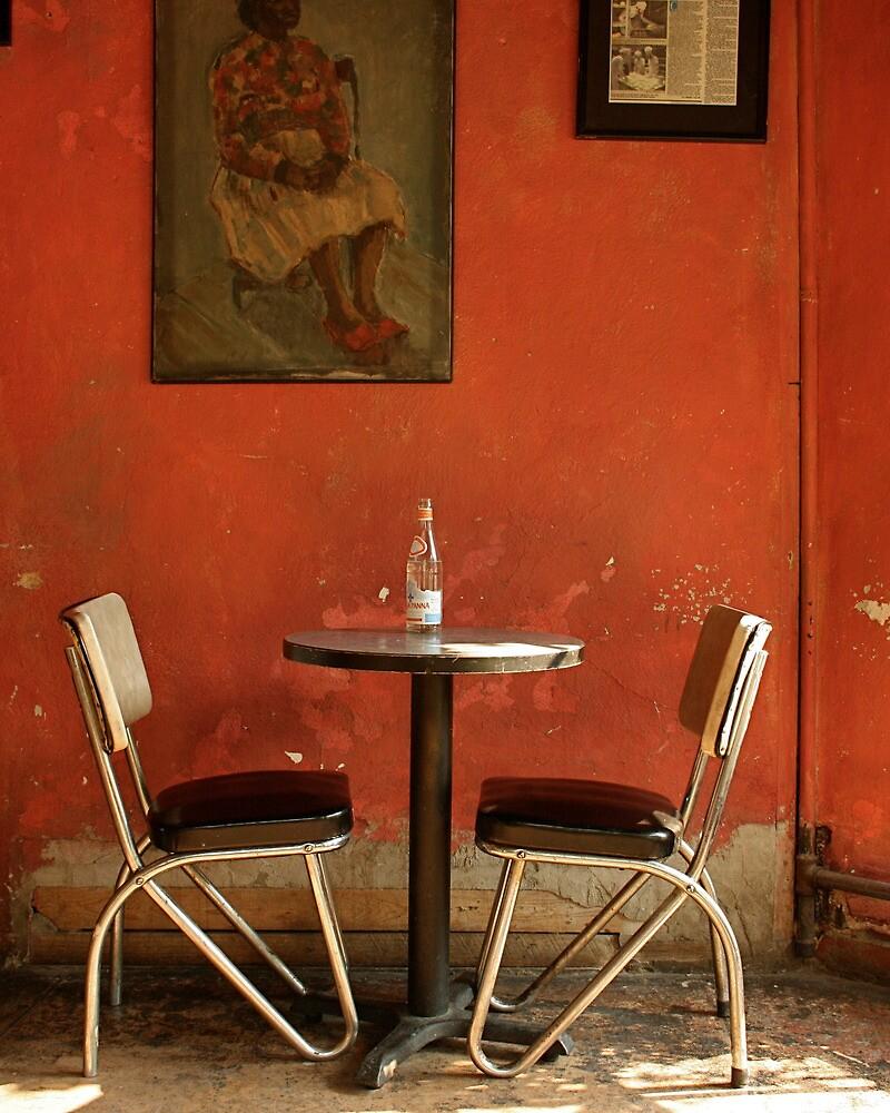 Table Pour Deux by Virginia Kelser Jones