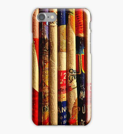 Recycled Paper Frame iPhone Case/Skin