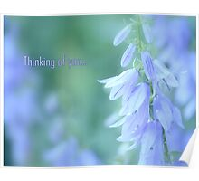 Thinking of you... Poster