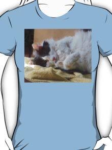 Adorable cat sleeping T-Shirt