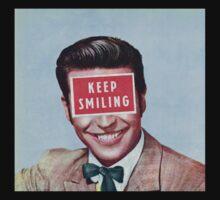 Keep Smiling Kids Tee