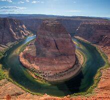Horseshoe Bend by Dave Brinda