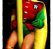 Robin Action Figure II by Gothamwood