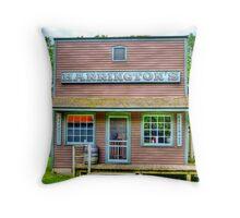 Harrington's Hardware Throw Pillow