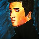 Elvis by Bobbishands