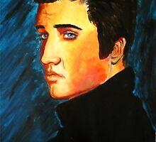 Elvis by Bobbishands