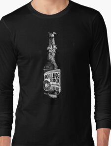 Rolling Rock in Black & White T-Shirt