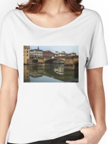 Postcard from Florence  Women's Relaxed Fit T-Shirt
