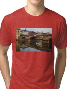 Postcard from Florence  Tri-blend T-Shirt