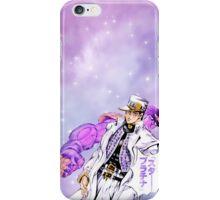 Galaxy Jotaro iPhone Case/Skin