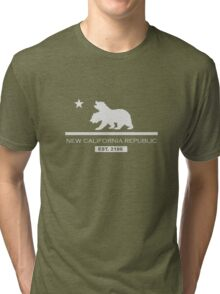 New California Republic Tri-blend T-Shirt