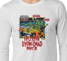 ROTLD PART II - JEEP SCENE (SERIES 2) Long Sleeve T-Shirt