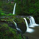 Nandroya Falls, Far North Queensland by Mark Shean