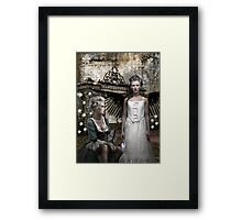 Have No Fear Framed Print