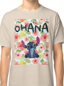 Ohana Stitch Classic T-Shirt