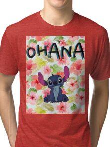 Ohana Stitch Tri-blend T-Shirt