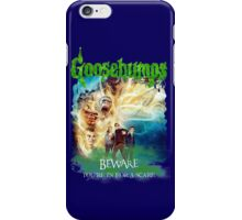 Goosebumps The Movie iPhone Case/Skin