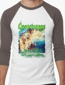 Goosebumps The Movie Men's Baseball ¾ T-Shirt