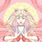 Sailor Moon by bamboozerz