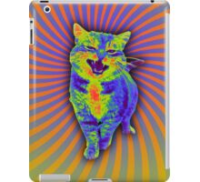 Psychedelic Kitty (Remaster) iPad Case/Skin