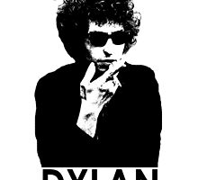 Bob Dylan by twentyfourhours