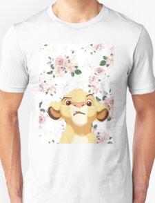 floral simba T-Shirt