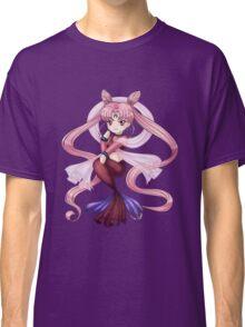 Mer-Black Lady Classic T-Shirt