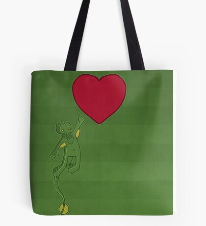 The Love of Cthulhu Tote Bag