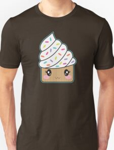 Double Iced Cupcake Unisex T-Shirt