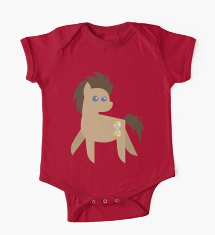 My Little Pony - Dr Hooves BBBFF (Song) Style One Piece - Short Sleeve