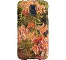 Burning Bush Samsung Galaxy Case/Skin
