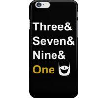 Rings of Power iPhone Case/Skin