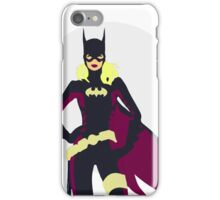 Batgirl - Stephanie Brown iPhone Case/Skin