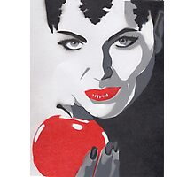 Once Upon a Time Evil Queen  Photographic Print