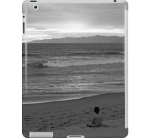 Reflections at Sunset iPad Case/Skin