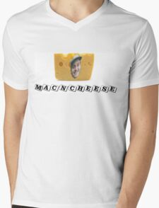 Mac (DeMarco) 'n' Cheese Mens V-Neck T-Shirt