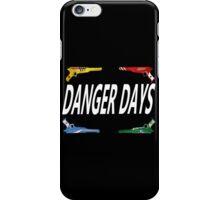 Danger Days Guns iPhone Case/Skin