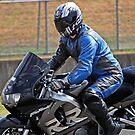 Motorbike Ride Day Series # 2 by Evita