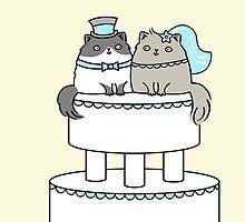 Kitty Cat Wedding by zoel