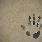 Hand Sand by Tony Lomas