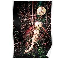 Southbank Lanterns Poster