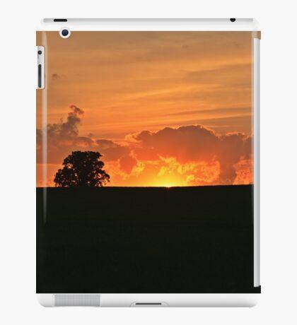 Exploding Sunset iPad Case/Skin